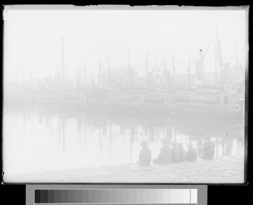 31 harbour scene