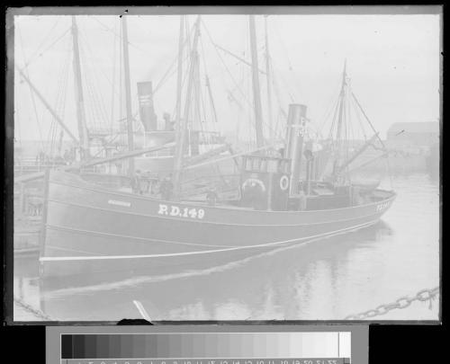 34 fishing boat pd149