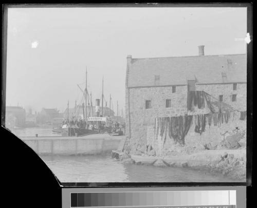 36 harbour scene